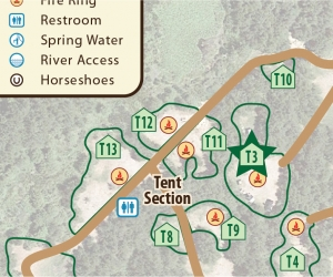 Tent Site T3